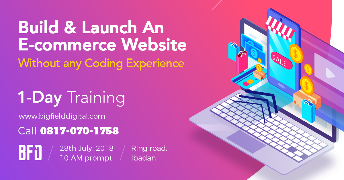Bootcamp 5.0 | Learn How To Build and Launch an E-commerce Website