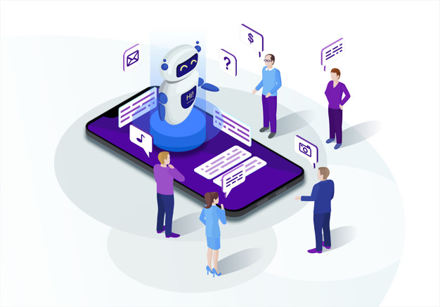 Chat bots as one of the trends in Digital marketing