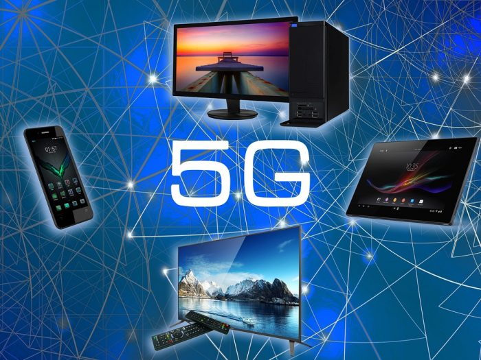 Advantages of 5G network