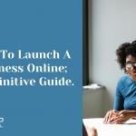 launch a business online