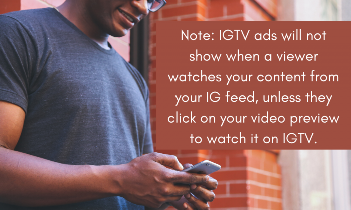IGTV Ads Feature