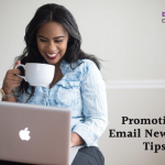 promotional email newsletter